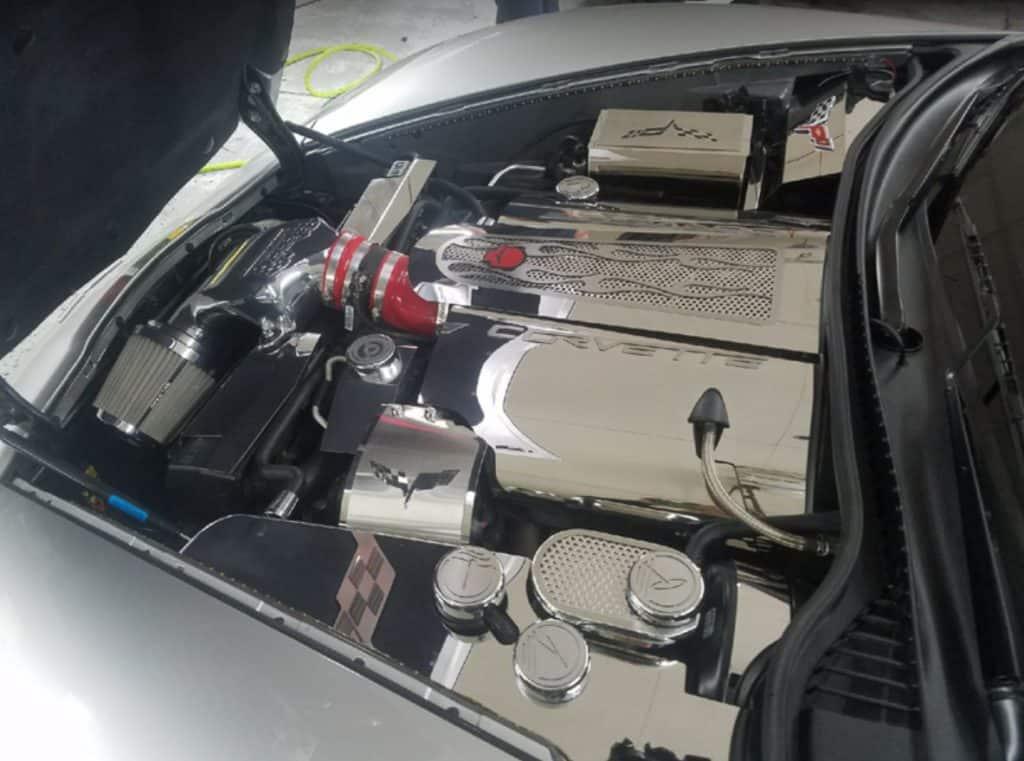 corvette and cadillac ac repair scottsdale