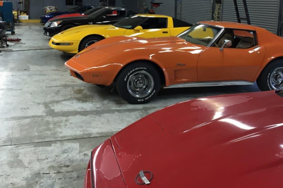 corvette and cadillac ac repair tempe
