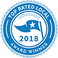 Top Rated Local 2018 winner